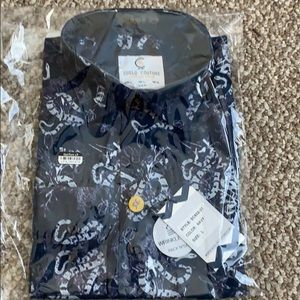 Men's suslo couture shirt large